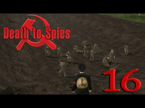 Death to Spies Let's Play German Teil 16 HD