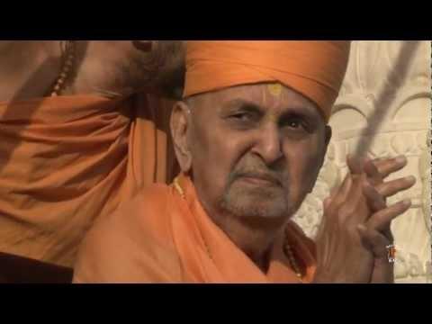 Swamishri's Health Update, 15 June 2012, Ahmedabad, India