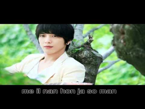 Heartstrings OST - Jung Yong Hwa - Because I Miss You (Simple/Easy Lyrics)