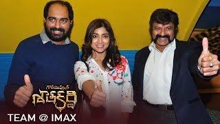 Gautamiputra Satakarni Team @ IMAX | Balakrishna | Shriya Saran | TFPC - TFPC
