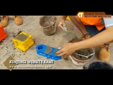 Video Pembuatan Benda Uji Beton