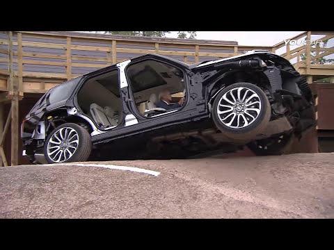 Autoperiskop.cz  – Výjimečný pohled na auta - Jízda s půlkou Range Roveru