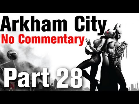 Batman Arkham City Walkthrough Part 28 - Locate Ra's al Ghul [HD]