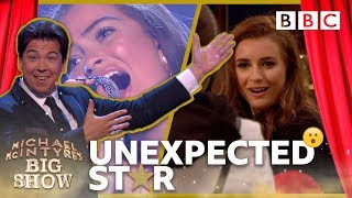 Dani Dyer's 💖🏝 cringy prank on unsuspecting fan! - BBC - BBC