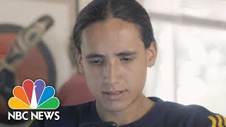 Meet The 17-Year-Old Aztec Rapper Suing The President Donald Trump Administration | NBC News - NBCNEWS