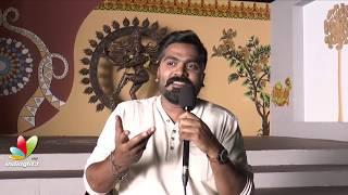 Simbu speaks Telugu    STR interview    Nawab    Chekka Chivantha Vaanam    CCV movie - IGTELUGU