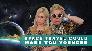 A trip to space could actually make you younger | Watch This Space - CNETTV