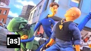 Robot Chicken: The Fantastic Shield