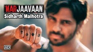 Sidharth Malhotra's MARJAAVAN begins - IANSINDIA