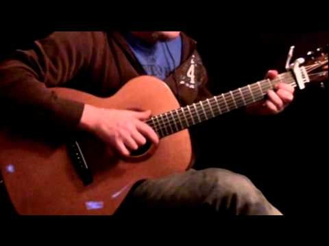 New Divide (Linkin Park) - Fingerstyle Guitar