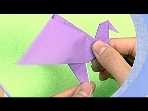 Çocuklar İçin Origami Bird (Öğretici) – Kağıttan Arkadaşlar 23