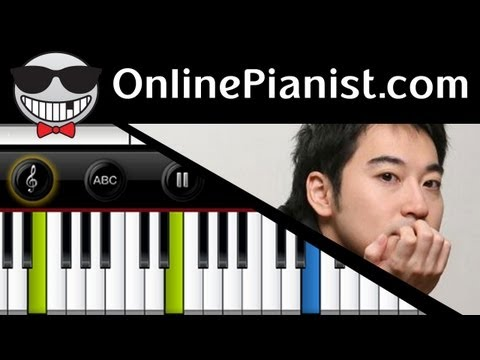 How to play Moonlight by Yiruma - Piano Tutorial Cover