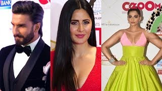 Ranveer Singh, Katrina Kaif, Sonam Kapoor & others attend Hello Hall of Fame awards - ZOOMDEKHO
