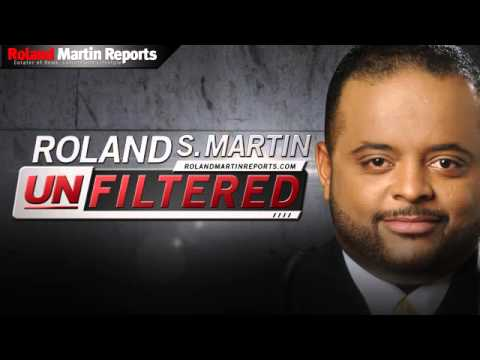 UNFILTERED: Roland Martin Talks Ray Lewis, Super Bowl, Randy Moss, Tiger Woods And More