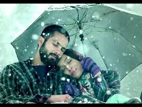 Shahid Kapoor & Shraddha Kapoor's Hot Kiss From Upcoming Movie Haider Leaked