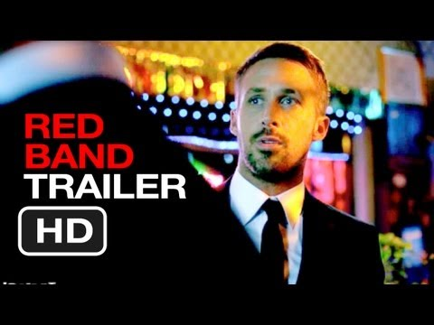 Ryan Gosling stars in trailer for Only God Forgives