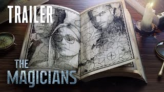 THE MAGICIANS   Season 3 : ' Clues of the Quest'   SYFY - SYFY