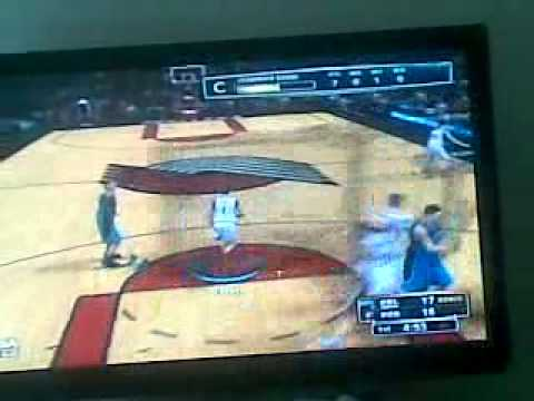 NBA 2K13 Brad Mr.Clutch Hart 1st Quater against Magic