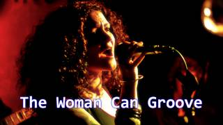 Royalty Free :The Woman Can Groove