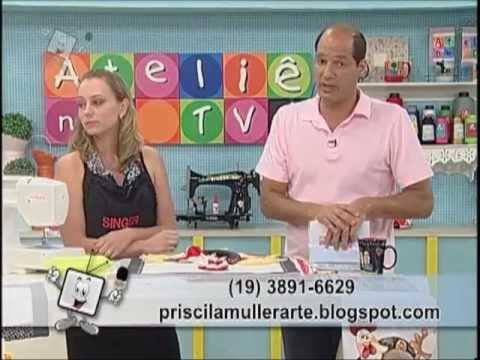 Ateli na Tv - Tv Sculo - 10-01-13