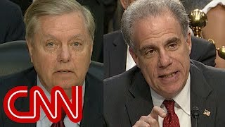 DOJ watchdog grilled over Strzok-Page text messages - CNN