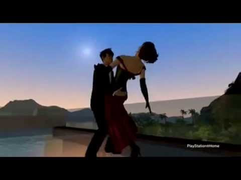 PlayStation Home ~ nDreams 2-Players Dance ~ Tango