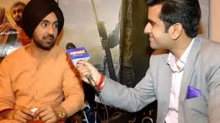 Exclusive: I wanted to be a soldier, says Diljit Dosanjh to NewsX - NEWSXLIVE