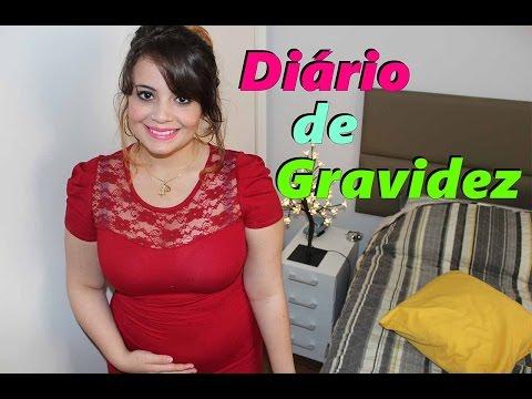 Diário de Gravidez | 13 Semanas | Por Pam Puertas