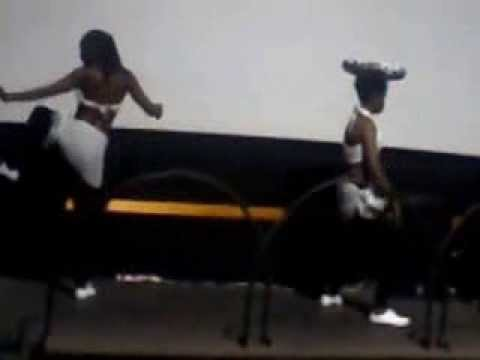 The queens of chakacha dance 254 Afrique Dancers