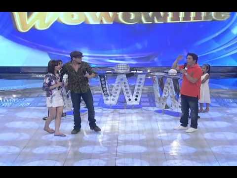 Robin Padilla surprises Mariel Rodriguez in Wowowillie