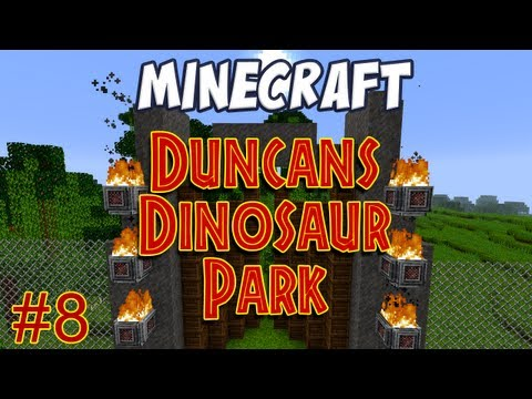 Duncan's Dinosaurs - Part 8 - Test Tour!