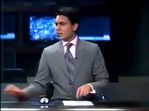 Funny vedio clips of Pakistani news channels 39