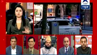 ABP News debate on Sydney siege l Are we ready to tackle terror attacks? - ABPNEWSTV