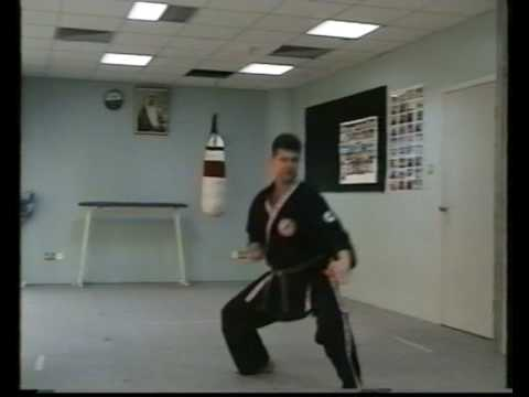 Okinawa-Te   Karate-do second video