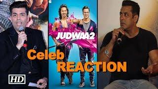 Salman Khan, Karan Johar REACT on 'Judwaa 2' - IANSINDIA