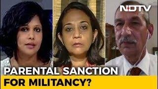 New Threat In Kashmir: Parental Sanction For Terrorism? - NDTV