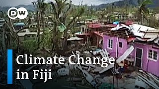 How Fiji is impacted by climate change | DW Feature - DEUTSCHEWELLEENGLISH