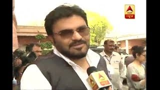 Babul Suprio calls no-confidence motion as waste of time - ABPNEWSTV