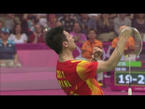 Badminton Men's Doubles Semifinals - China v Malaysia Full Replay -- London 2012 Olympic Games