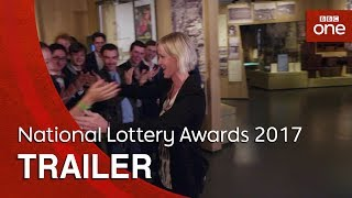 National Lottery Awards 2017: Trailer - BBC One - BBC