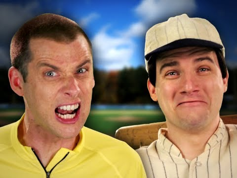 Babe Ruth & Lance Armstrong Do Battle In The Rap Arena