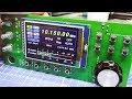Синтезатор Arduino Mega 2560 + 3.2 TFT LCD + Si5351