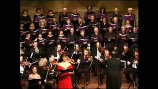 Haydn Nelson Mass (3/5) Sanctus,Benedictus, Conducted bt Omri Hadari