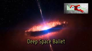 Royalty FreeBackground:Deep Space Ballet