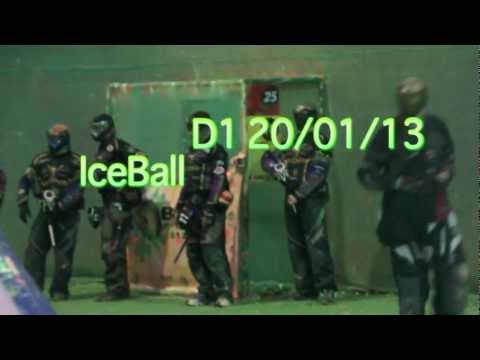 Pro paintballers in Russia