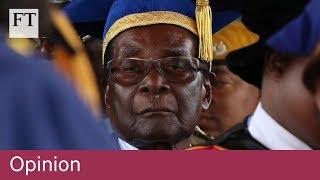 Inside the mind of Robert Mugabe - FINANCIALTIMESVIDEOS