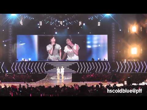 9-2 [Fancam] 110911 SNSD - WTG @ 2nd Asia Tour Taiwan