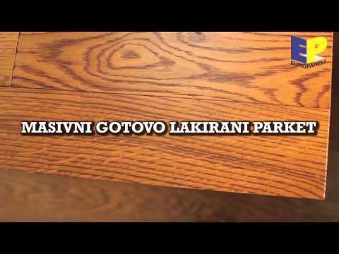 HRAST SAVOYE KING SMEĐI ABC - MASIVNI GOTOVO LAKIRANI PARKETI -- KOLEKCIJA 2013.