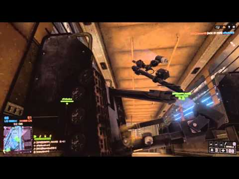 Trolling around and just having some fun - defibs at end BF4 PS4 Drippy McVag