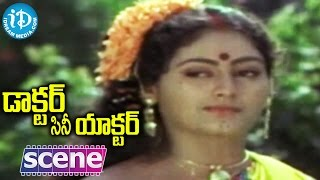 Doctor Cine Actor Movie Scenes - Kaikala Satyanarayana Comedy || Jayasudha || Krishna - IDREAMMOVIES